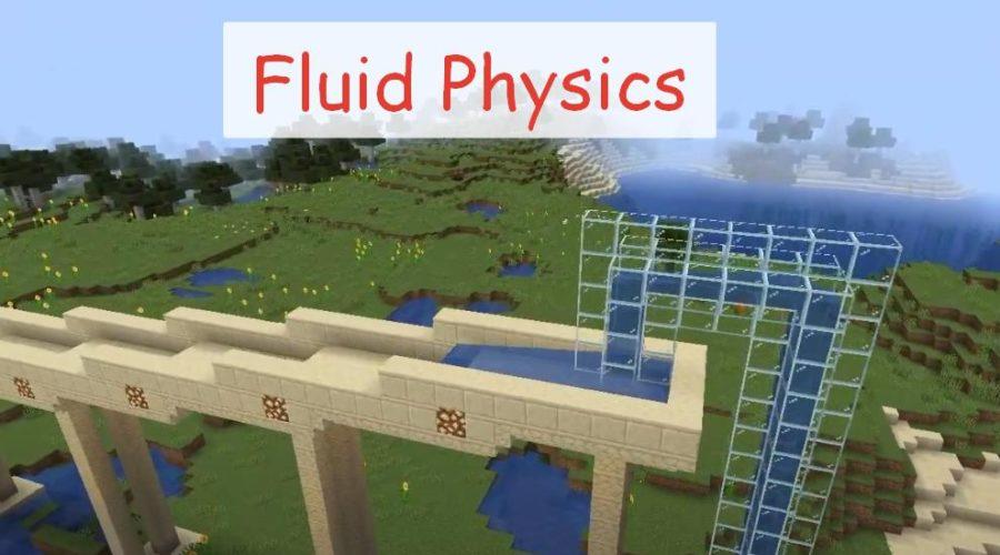 Fluid Physics реалистичная физика для воды