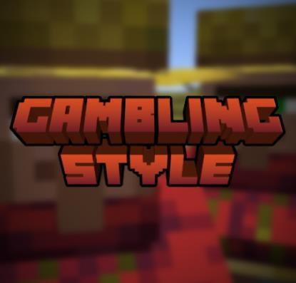Gambling Style обновленный интерфейс торговли с жителями