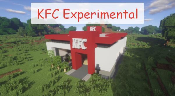 KFC Experimental - рестораны KFC по всему миру
