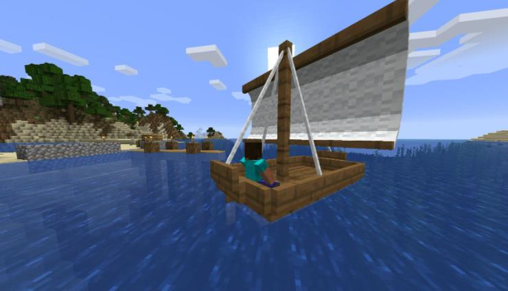 Small Ships корабли парусники для путешествий