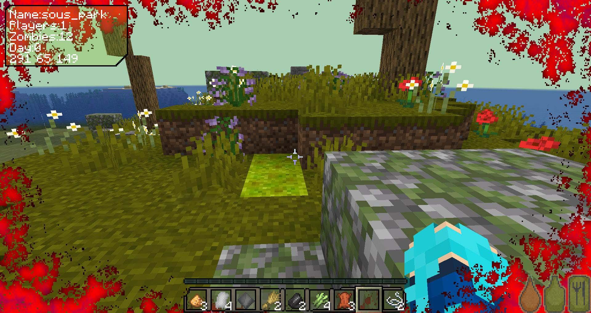 DayZ Remastered зомби апокалипсис в Майнкрафт