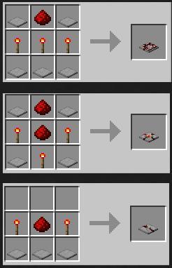 More Red новые логические элементы для управления редстоун сигналом