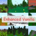 Enhanced Vanilla: Java Edition новые биомы, руды и структуры