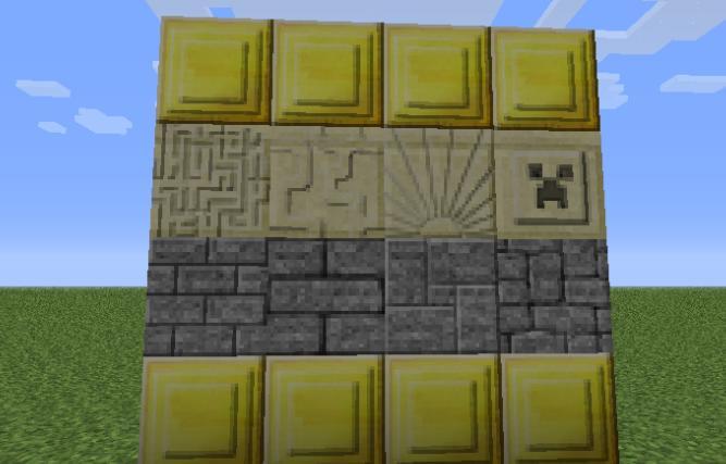 Block Carpentry блоки у которых можно изменить текстуру и форму