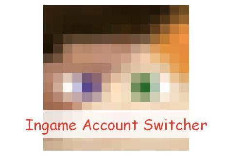 Ingame Account Switcher смена аккаунта без выхода из игры (для пиратки)