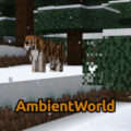 Ambient World реалистичные и разнообразные животные