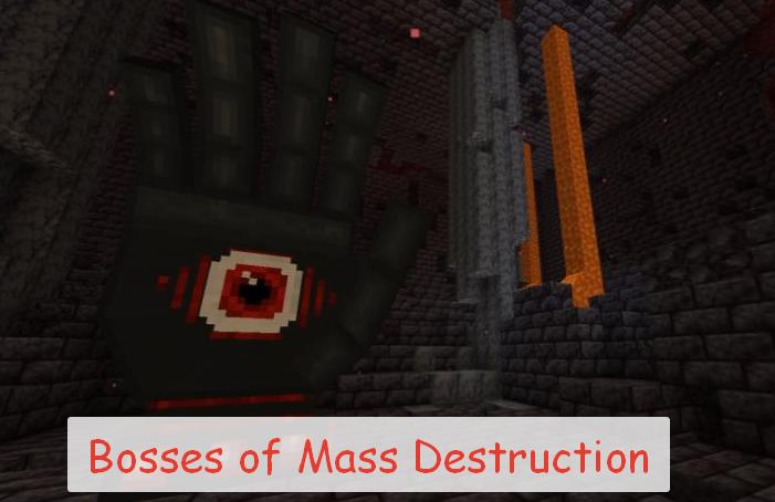 Bosses of Mass Destruction мощные боссы