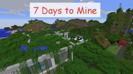 7 days to mine зомби апокалипсис