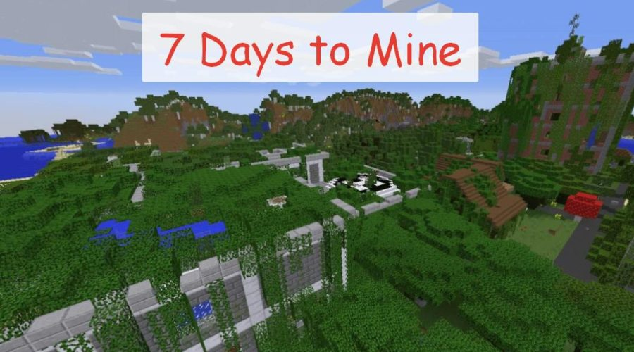 7 days to mine зомби апокалипсис