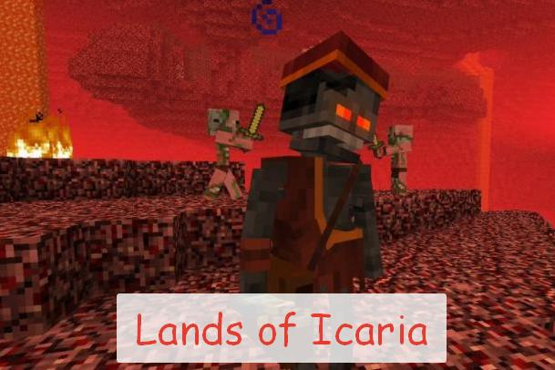 Lands of Icaria новое измерение с греческой мифологией