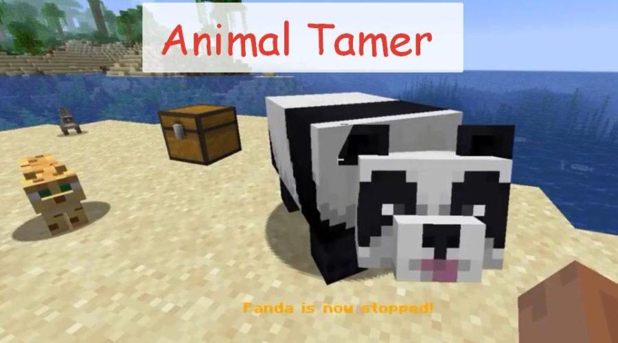 Animal Tamer приручение животных