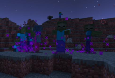 More Zombie новые виды зомби и темное измерение