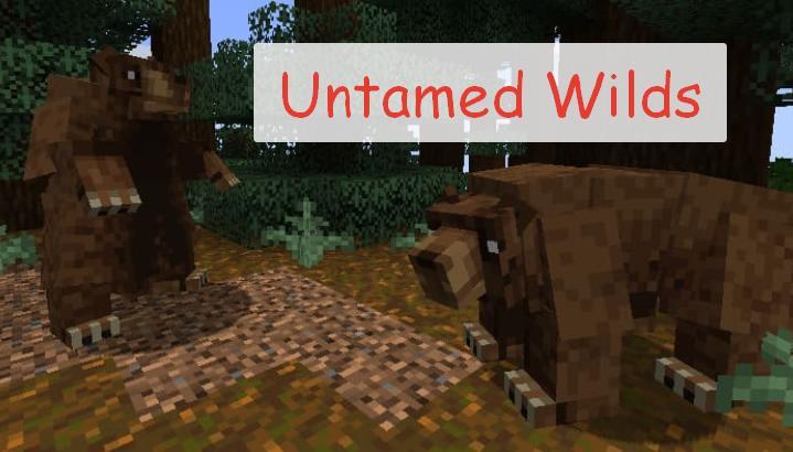 Untamed Wilds реалистичные животные
