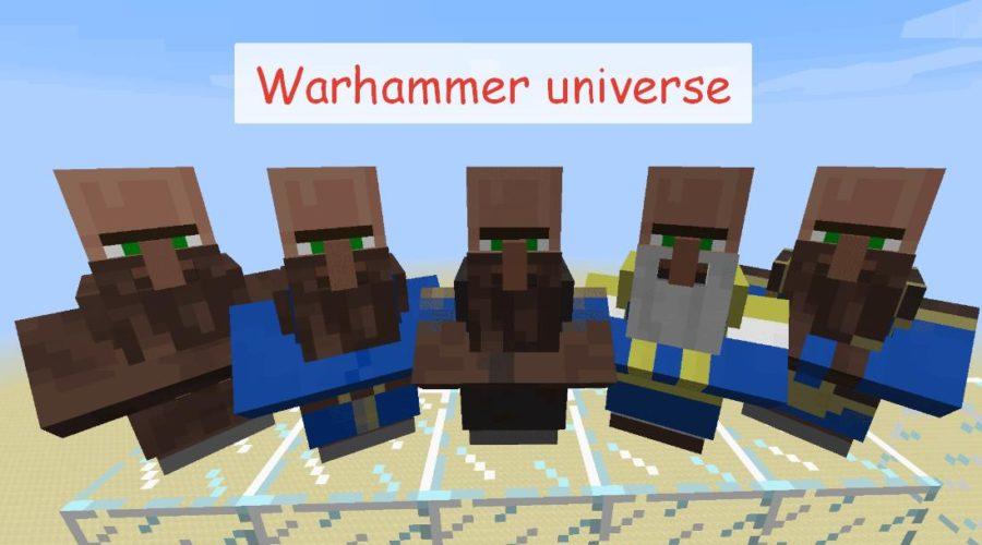 Warhammer Universe дварфы и новое оружие