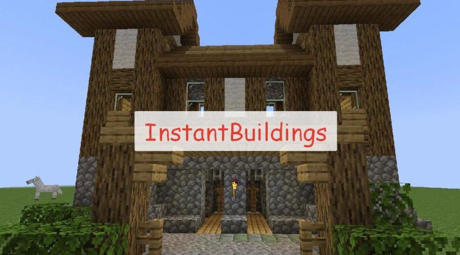 Instant Buildings готовые постройки