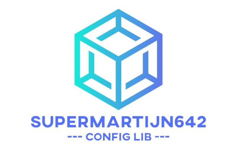 SuperMartijn642's Config Lib библиотека