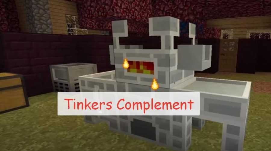 Tinkers Complement аддон на новые инструменты