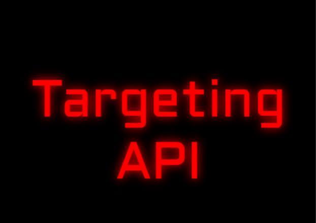 Targeting API библиотека