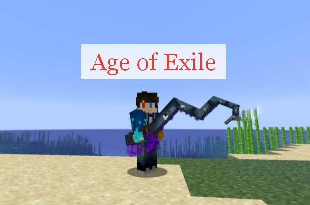 Age of Exile магический РПГ