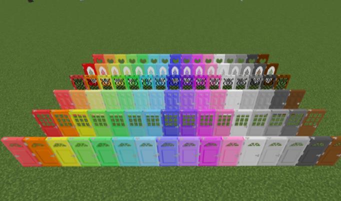 Maiden Marvelous Materials декоративные блоки и украшения