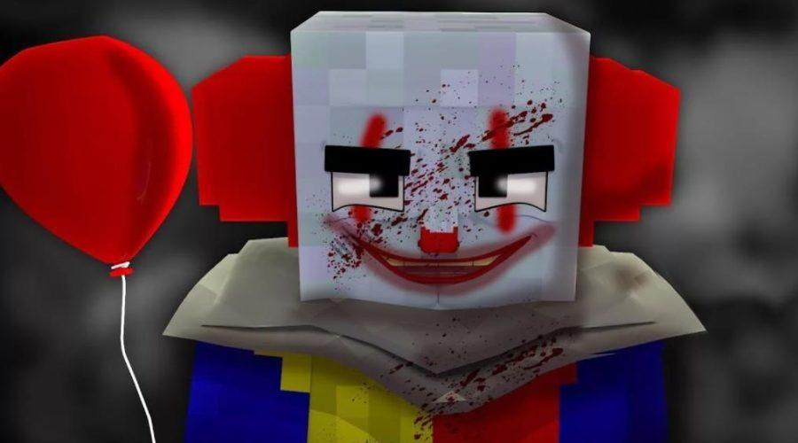 Скины клоуна