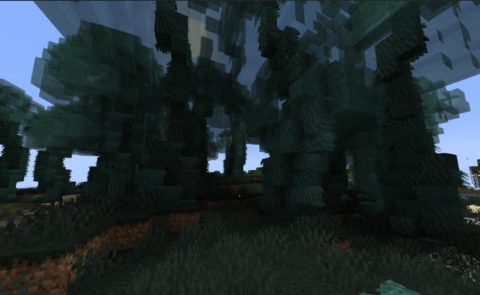 Spheric новые биомы