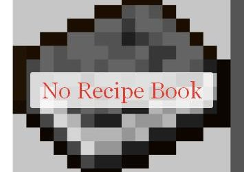 No Recipe Book нет книги рецептов