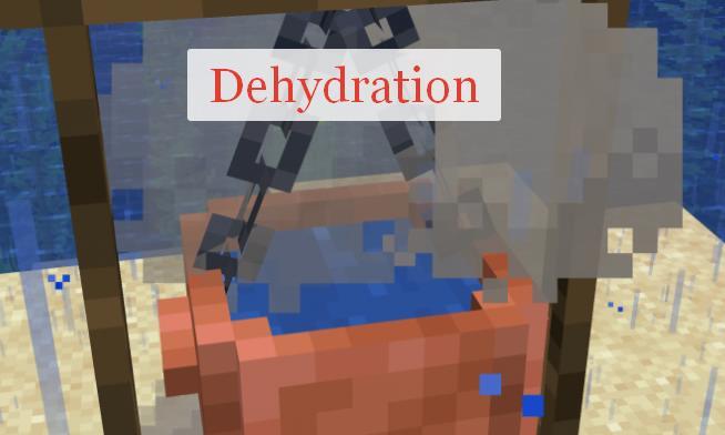 Dehydration жажда и необходимость пить воду