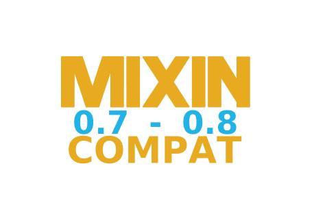 Mixin Compat техническая библиотека