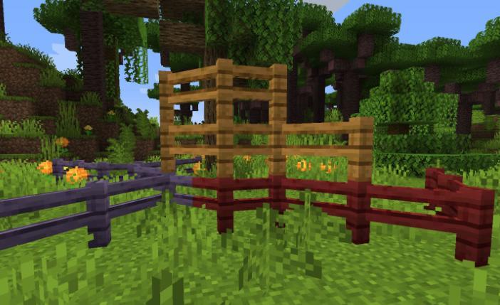 Diagonal Fences забор по диагонали