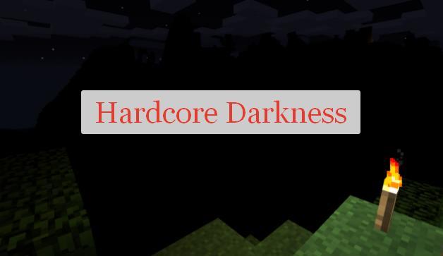 Hardcore Darkness кромешная тьма