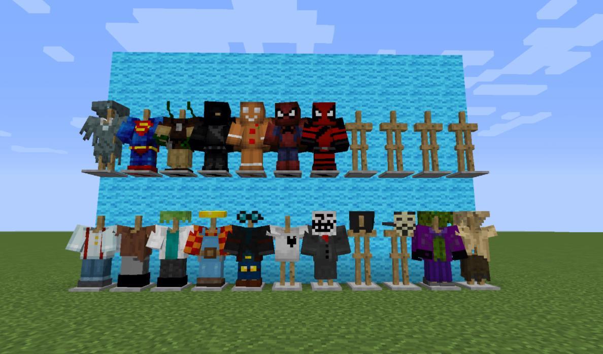 Costumes костюмы супергероев и других персонажей