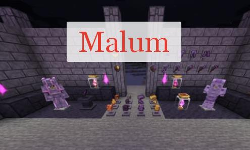 Malum - темная магия и ритуалы