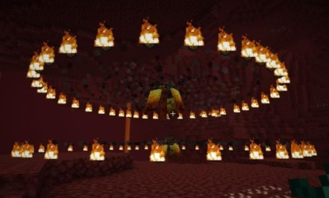 Outvoted новый моб Hovering Inferno (из голосования)