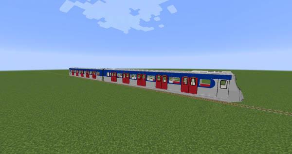 Создание маршрутов и запуск поездов