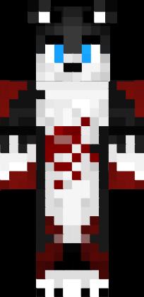 Скины с кровью