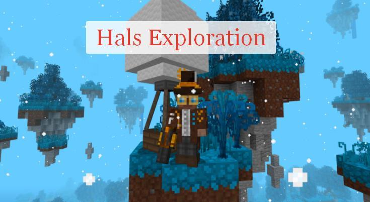 Hals Exploration новое измерение в стиле Стимпанк