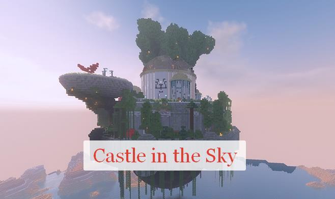 Castle in the Sky замок в облаках