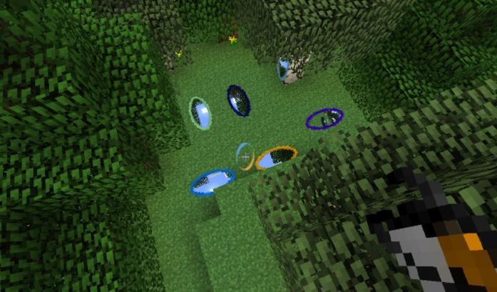 Portal Gun портальная пушка из игры Portal 2