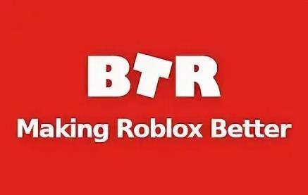 BTRoblox расширение для улучшения сайта Роблокс