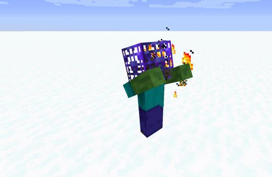 Spawner Head спавнероголовый зомби