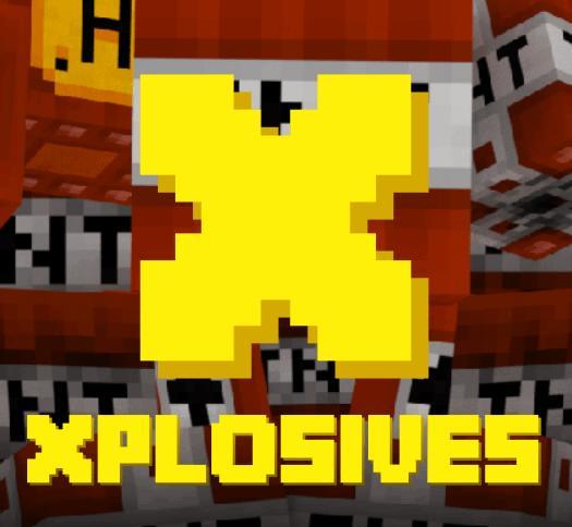 Xplosives новые виды динамита