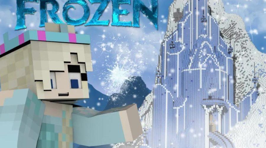 Ледяные скины для Майнкрафт скачать