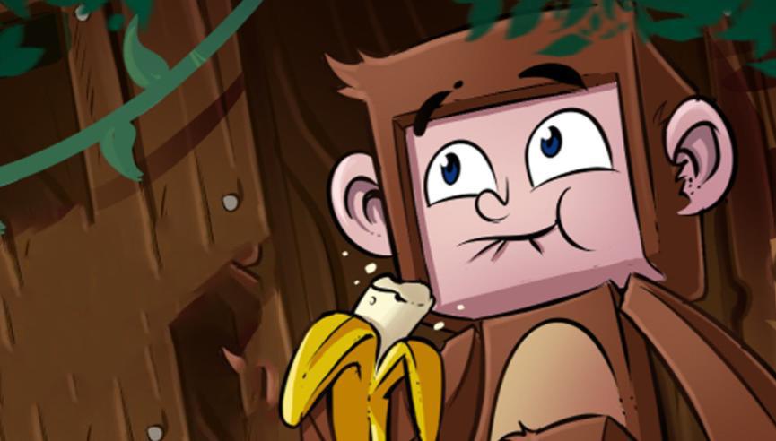 Скины обезьяны