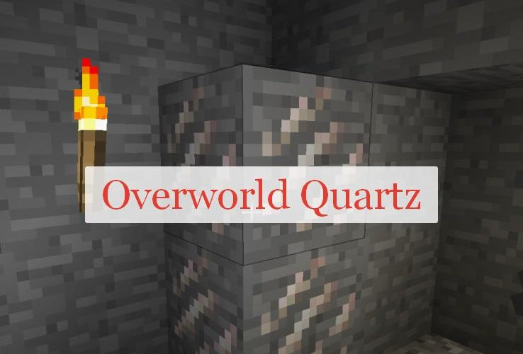 Overworld Quartz