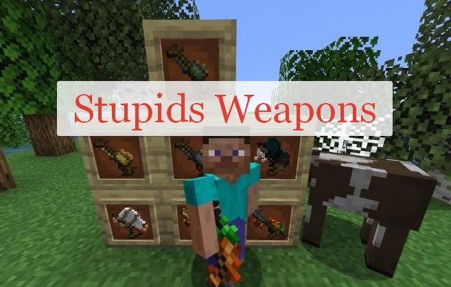 Stupid Weapons необычное оружие