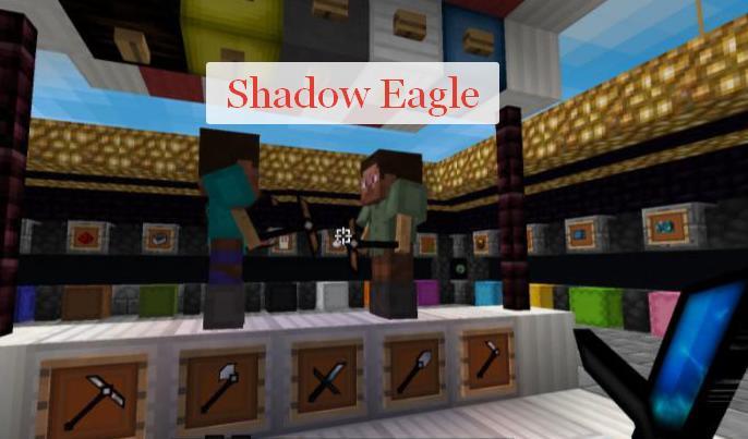 Shadow Eagle текстур пак для ПВП