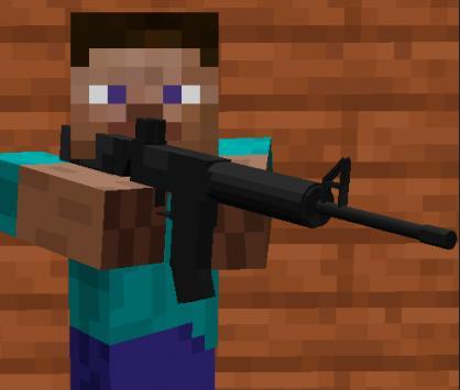 Guns Galore огнестрельное оружие
